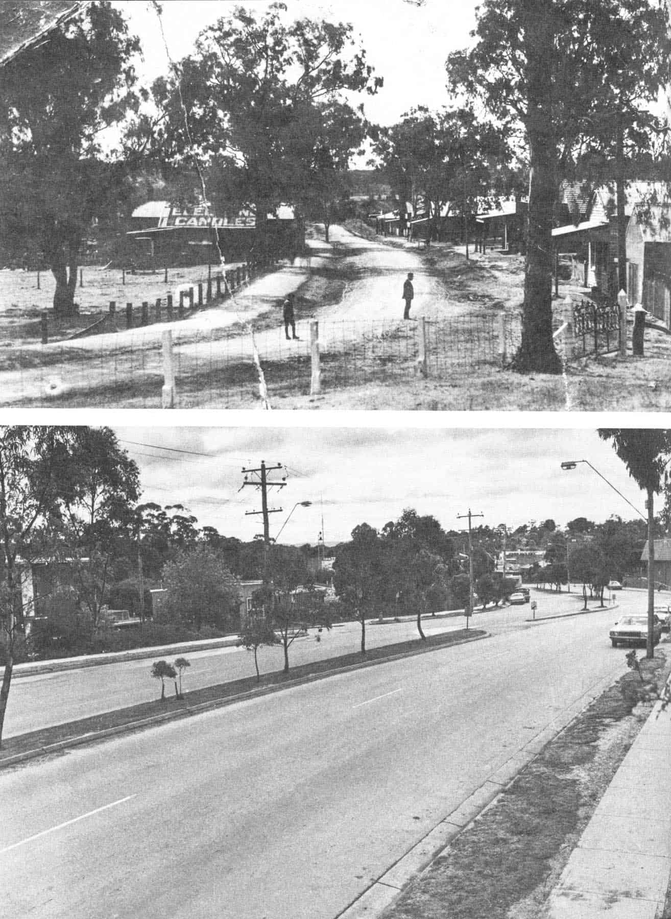 Main Road Eltham