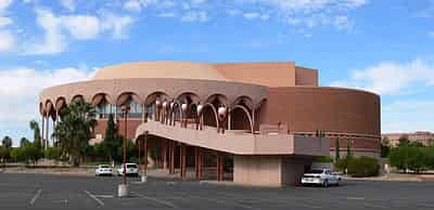 Gammage Auditorium, Arizona State University, Tempe, Arizona (1967)